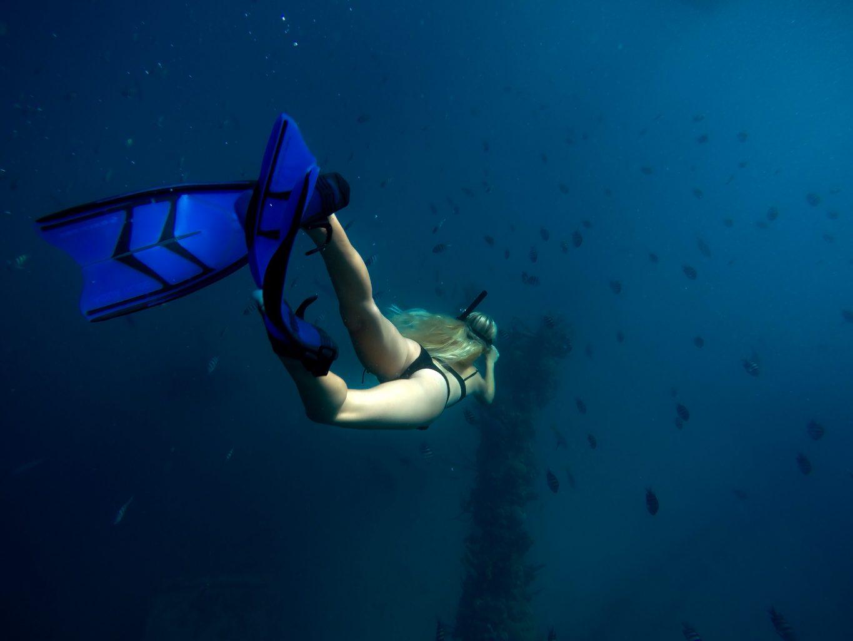 My 4 favorite snorkeling spots